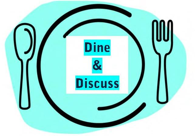 Join Us for Dine & Discuss on June 24, Now in a New Location!