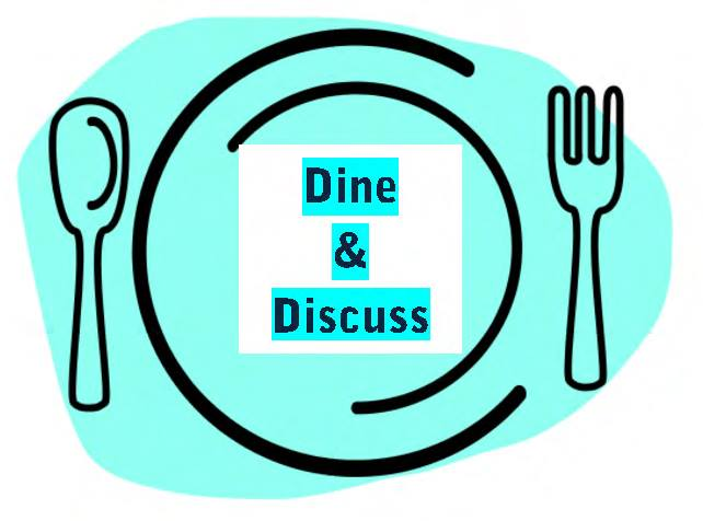 Dine & Discuss logo