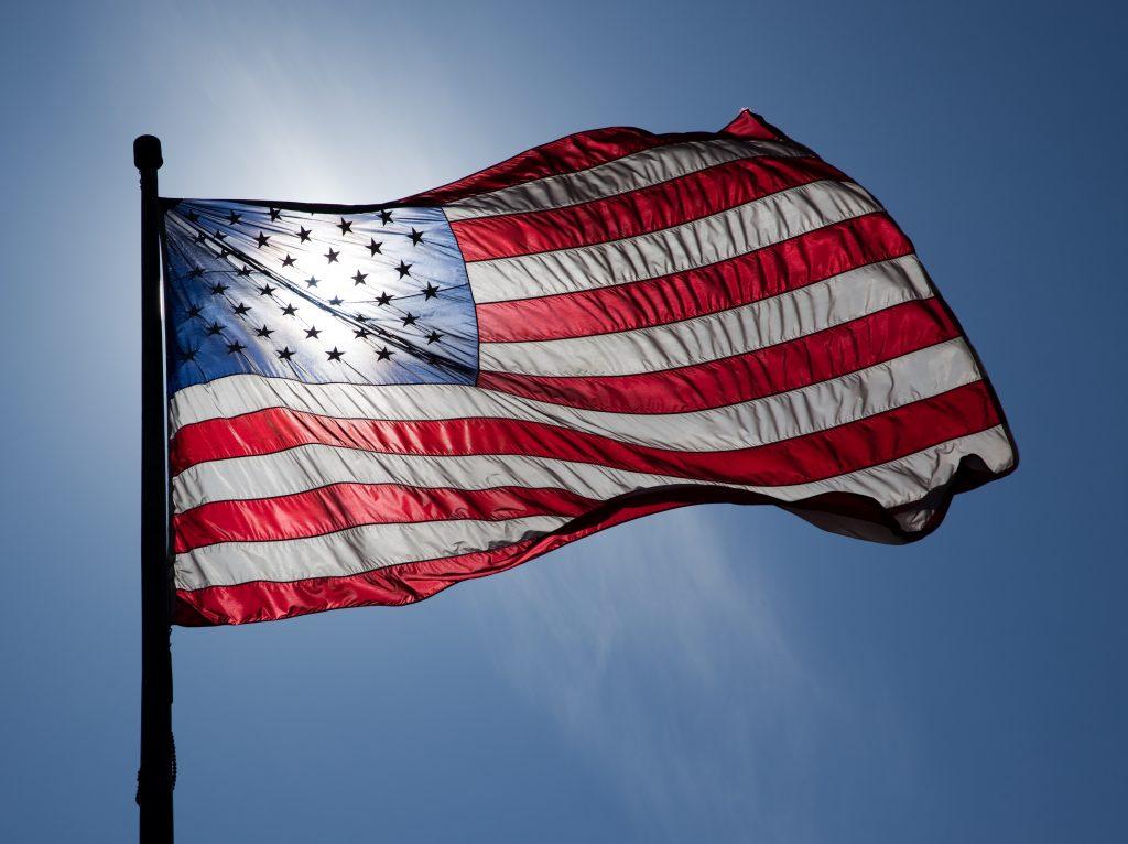 American flag image
