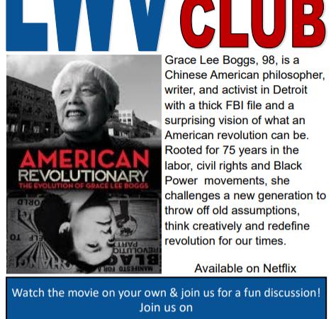 Next Doc Club Meeting June 22: American Revolutionary