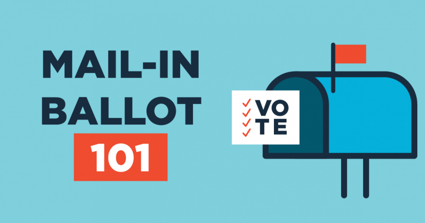 10-22 Mail-in Ballot 101 graphic