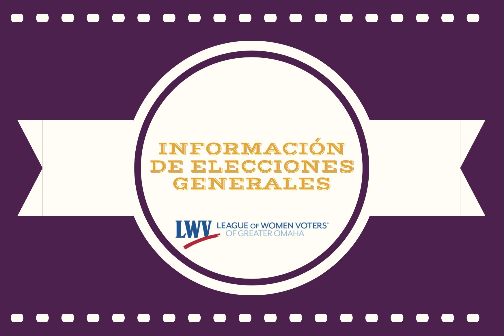 general election information spanish 2020